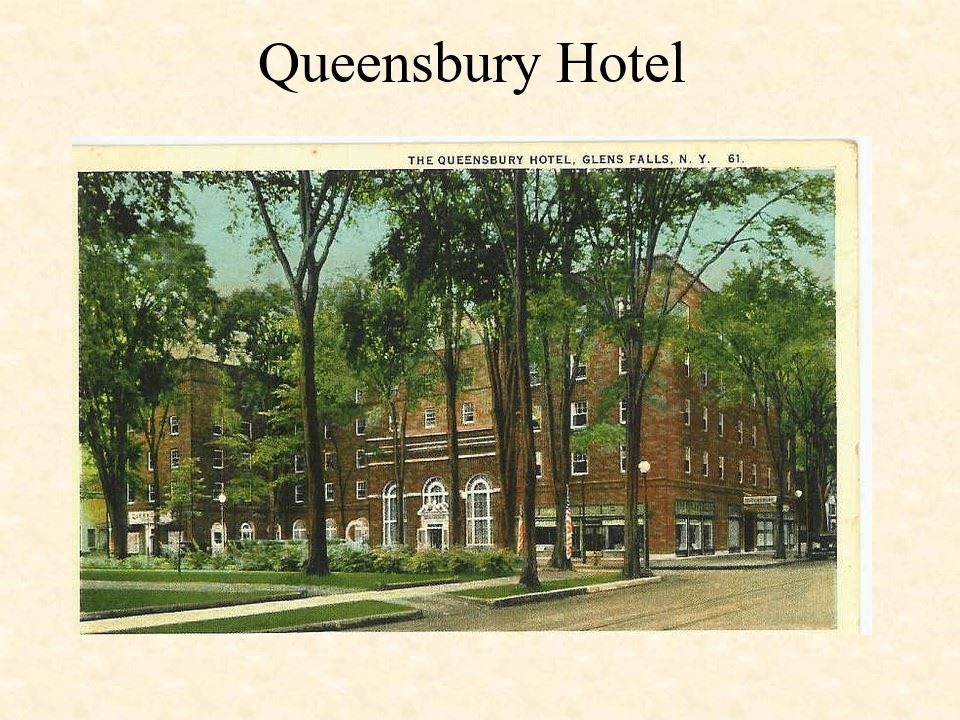 Queensbury Hotel